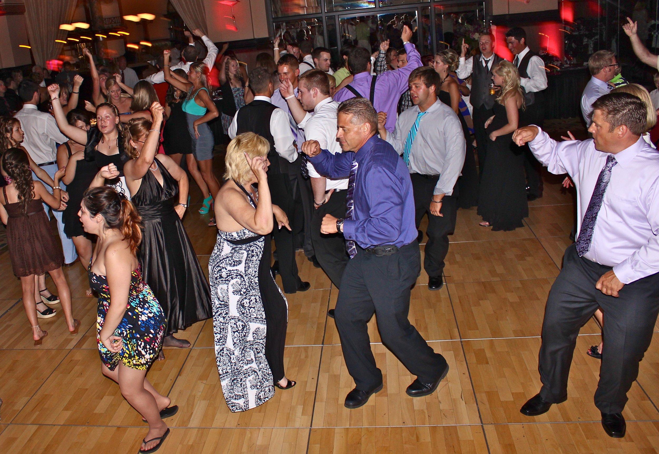 Open Dancing by Indiana DJ Jim Cerone