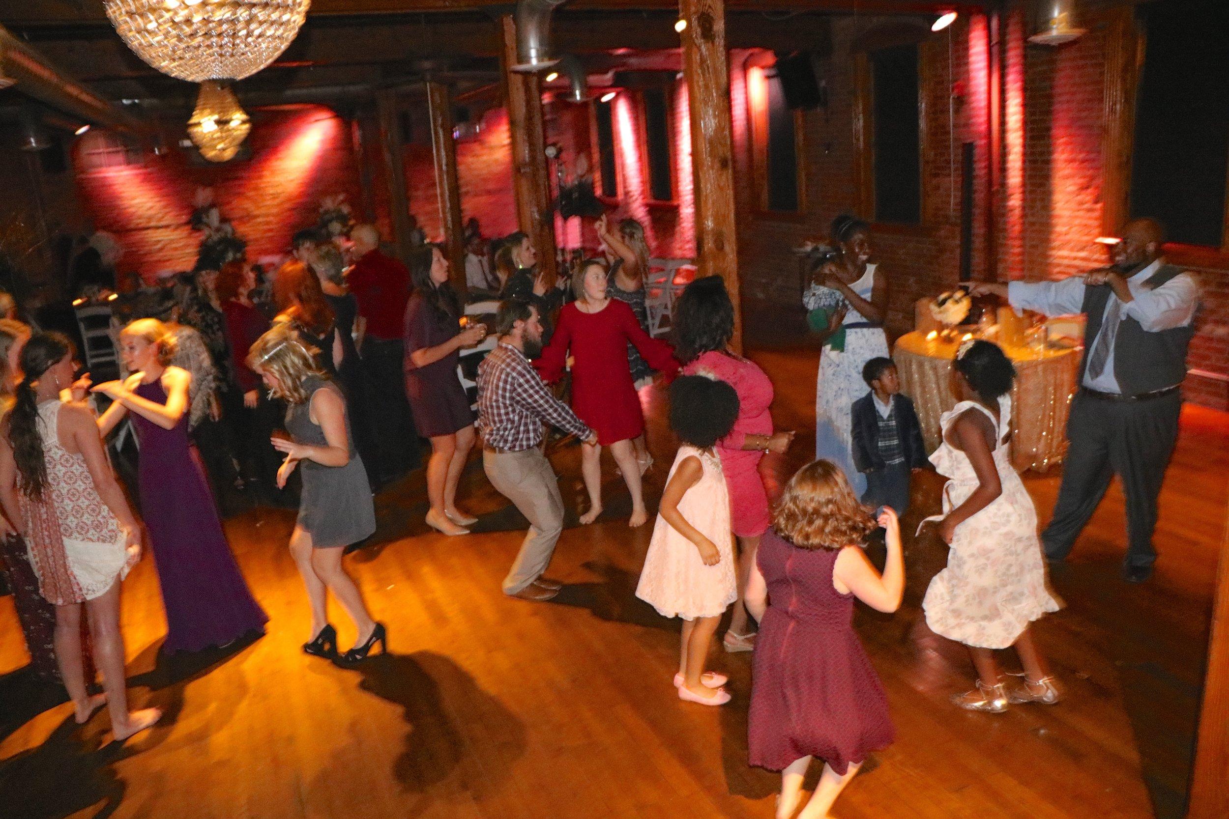 Alexis & Jason Open Dance All by DJ Jim Cerone