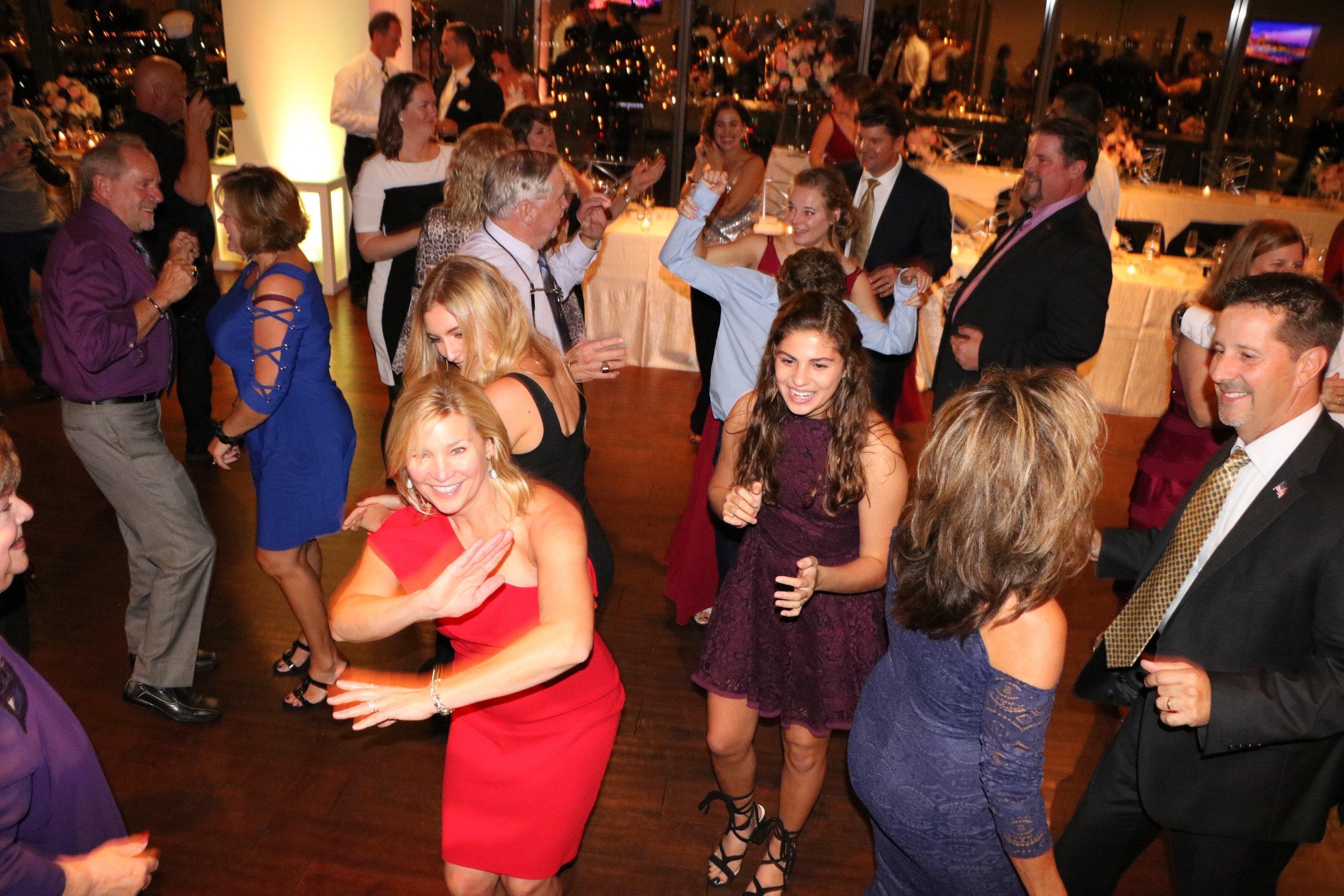Katie & Craig open dancing 2 by DJ Jim Cerone