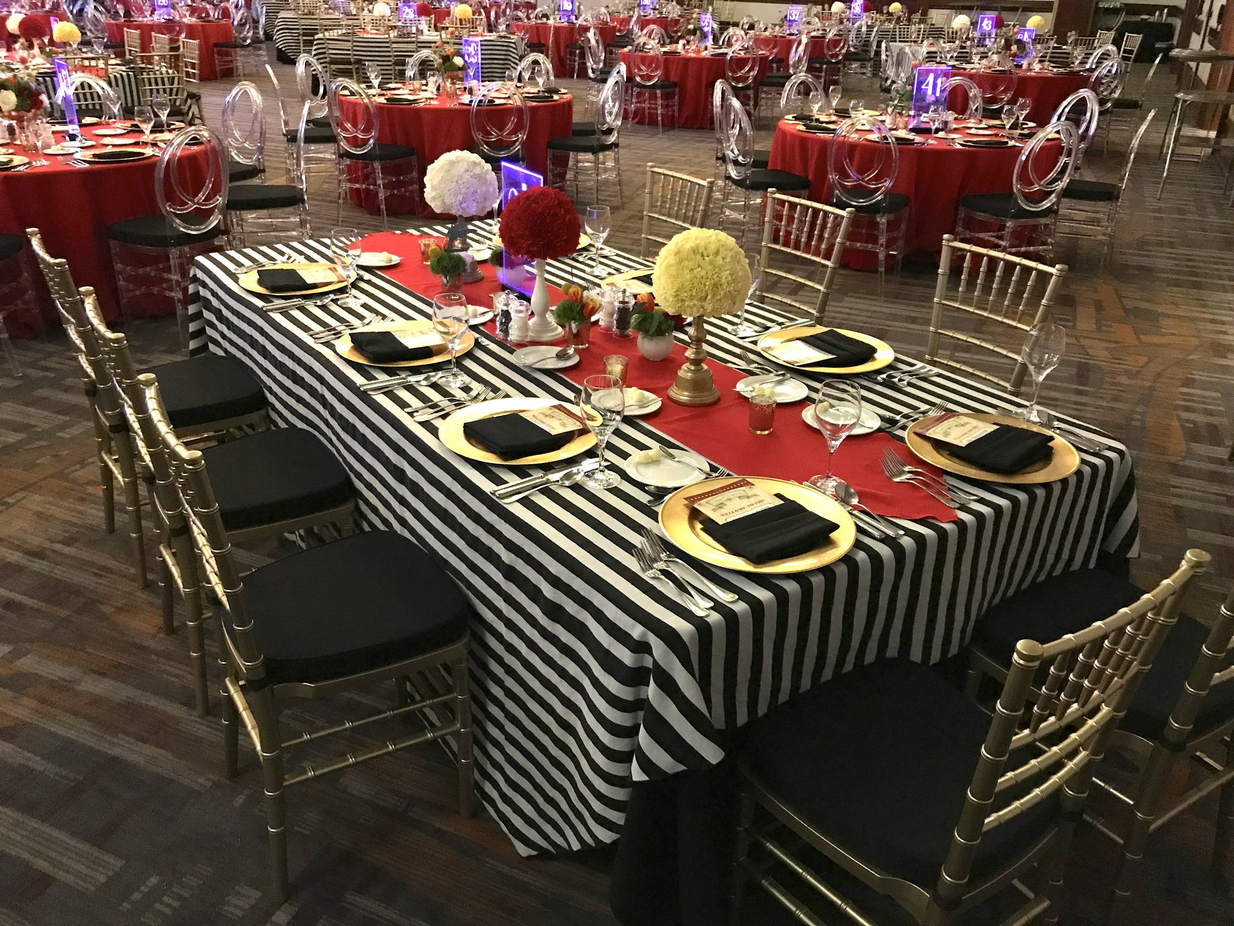 Corporate Table 1 by DJ Jim Cerone