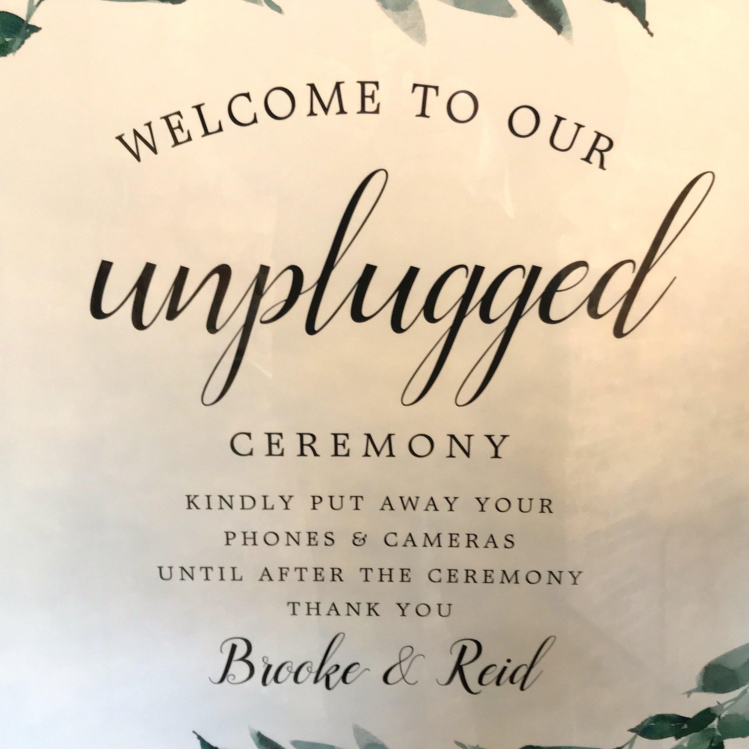 Brooke & Reid Unplugged by DJ Jim Cerone