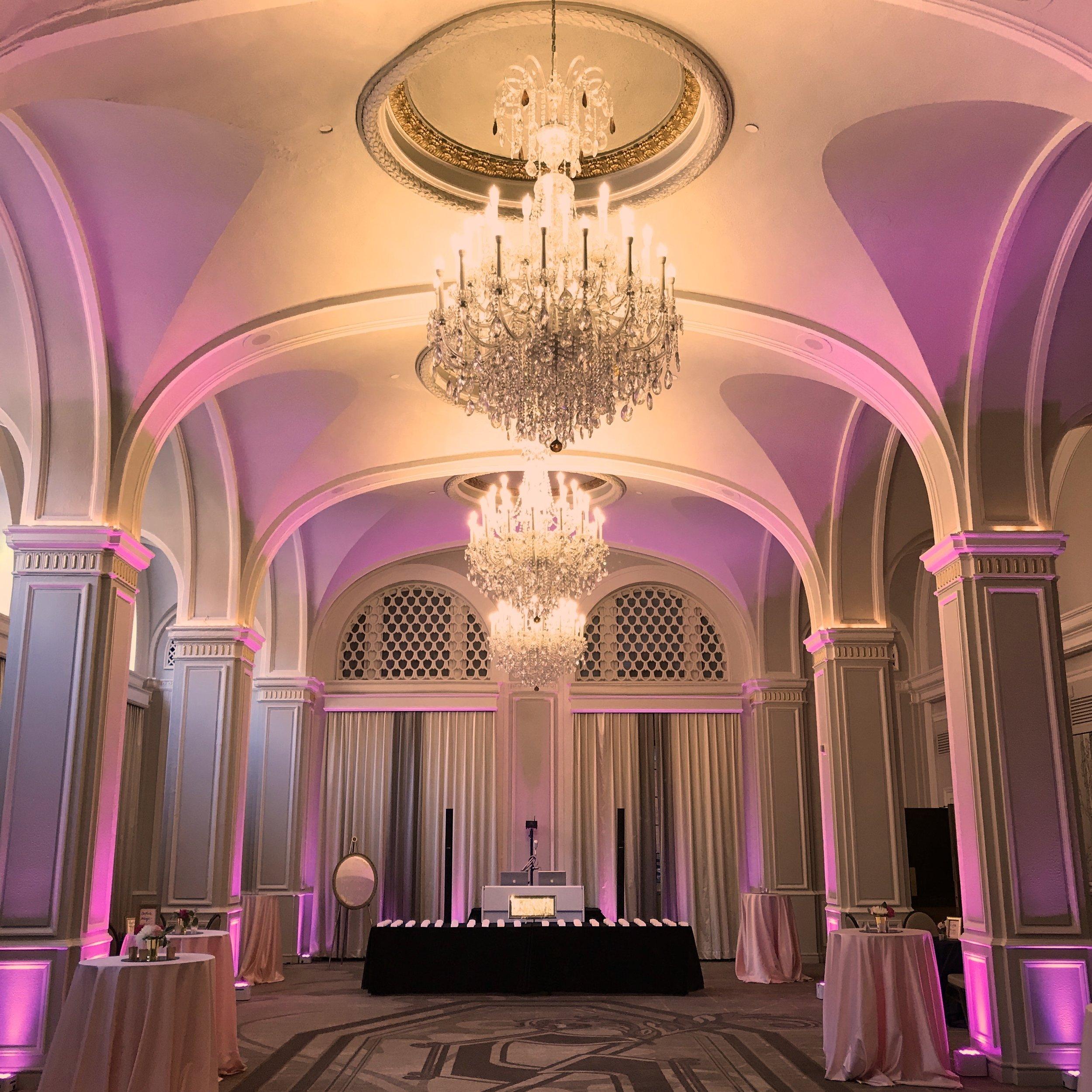 Omni Ballroom by DJ Jim Cerone