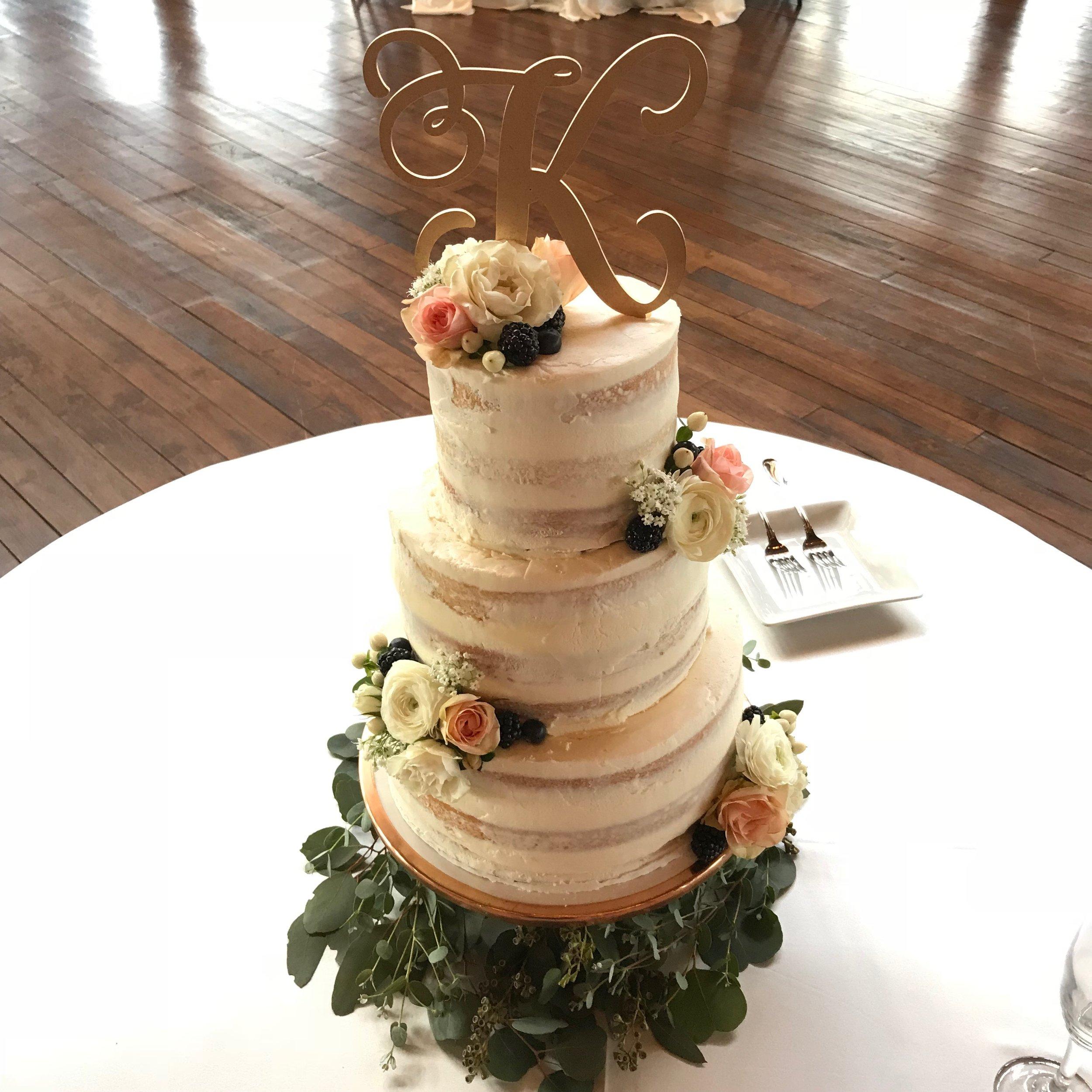 Liz & Michael Cake by DJ Jim Cerone
