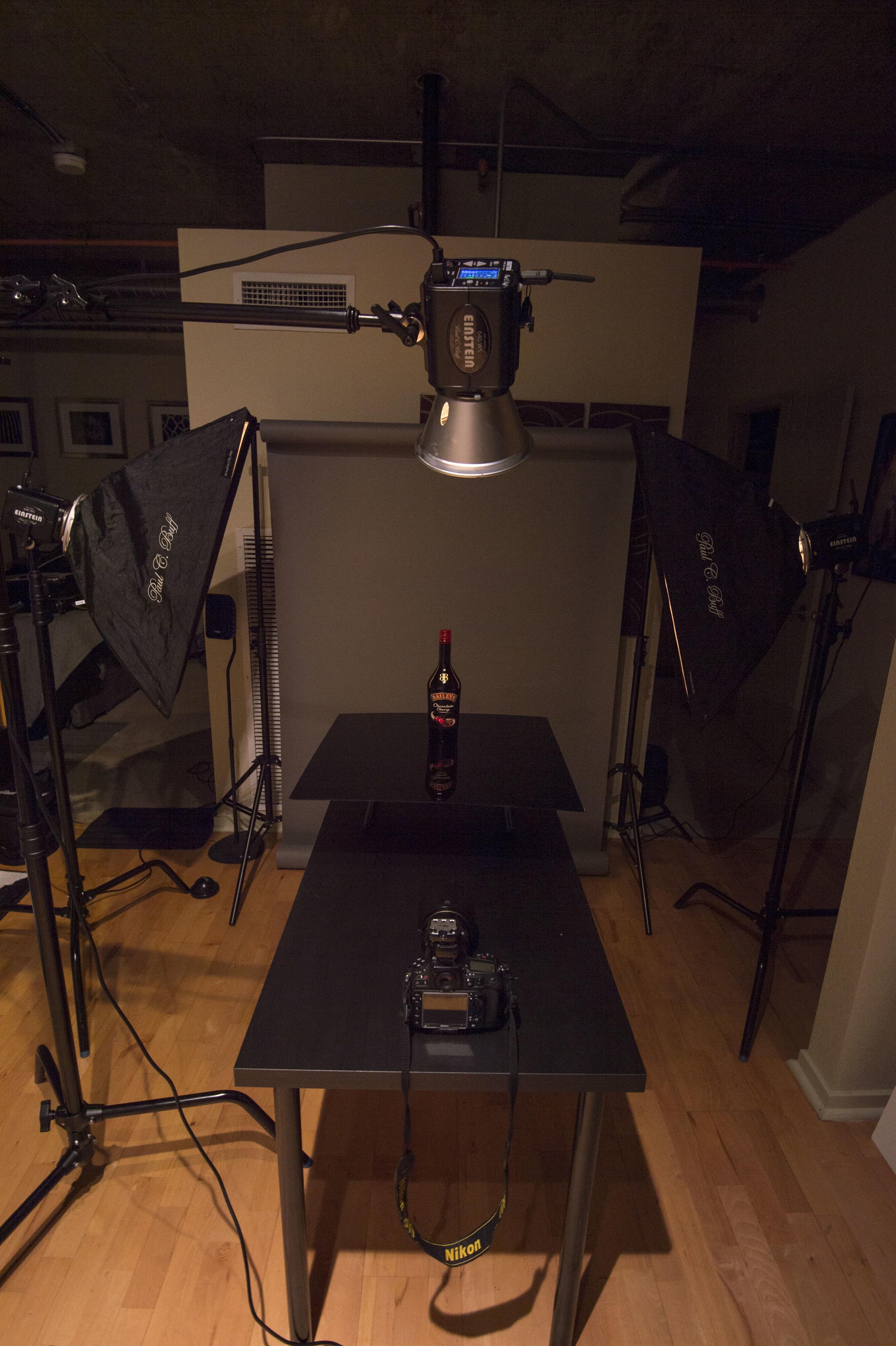 BTS - Setup