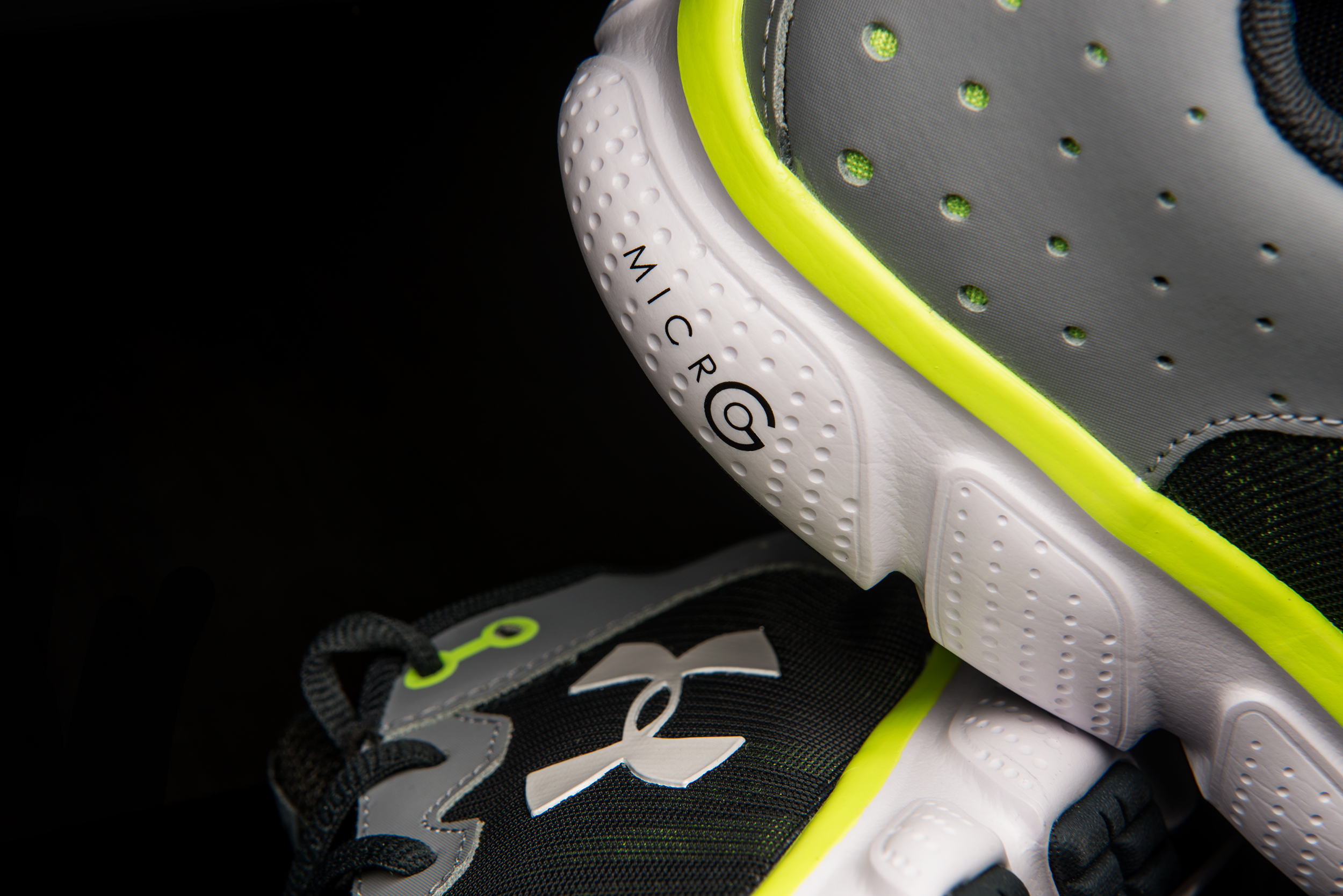 Advertising product image of Under Armour Running Micro G