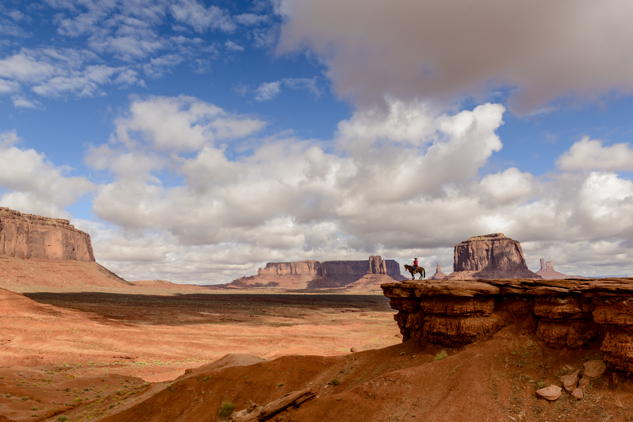Monument Valley, John Ford's Point