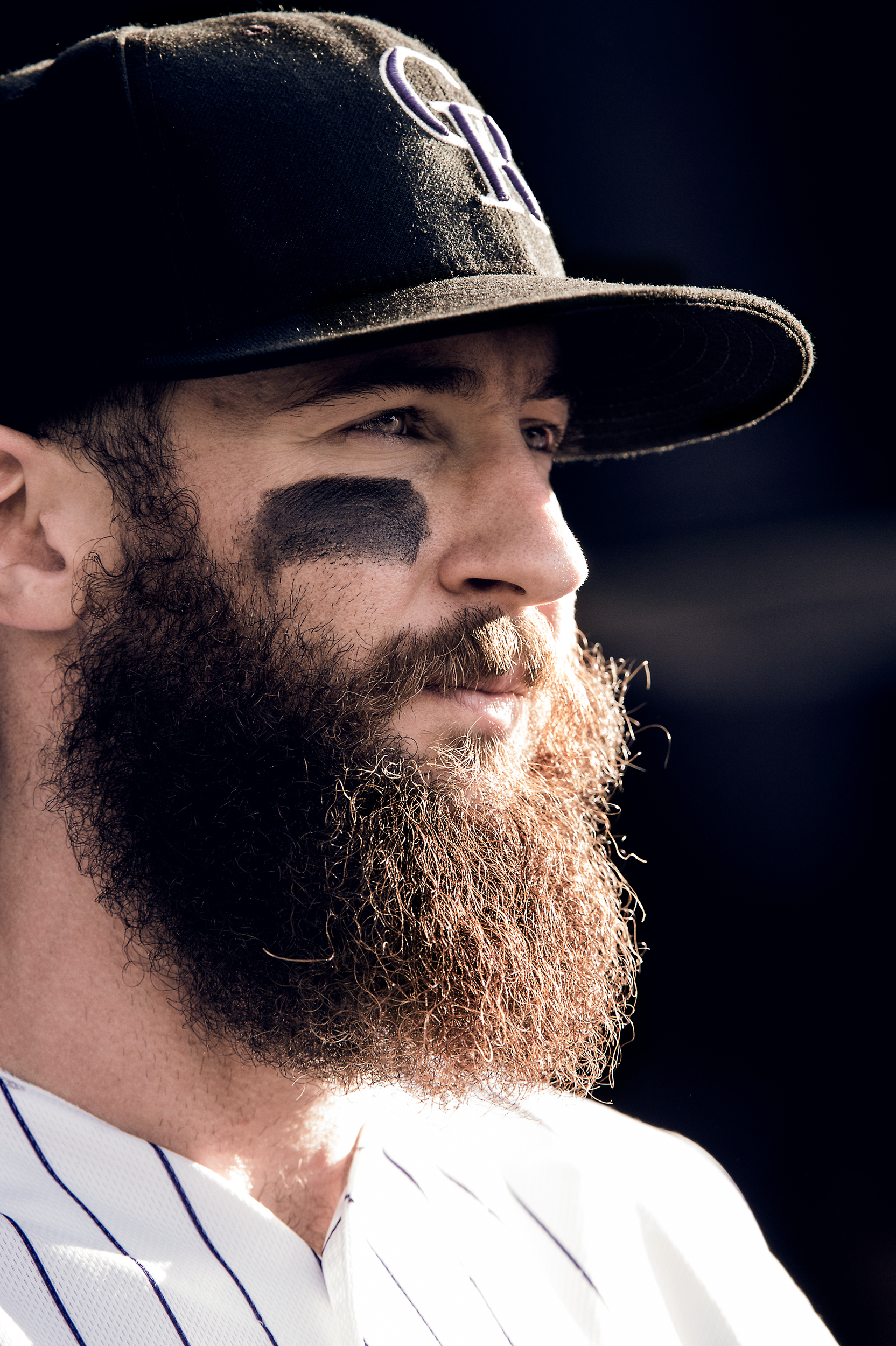 Colorado Rockies All-Star outfielder, Charlie Blackmon