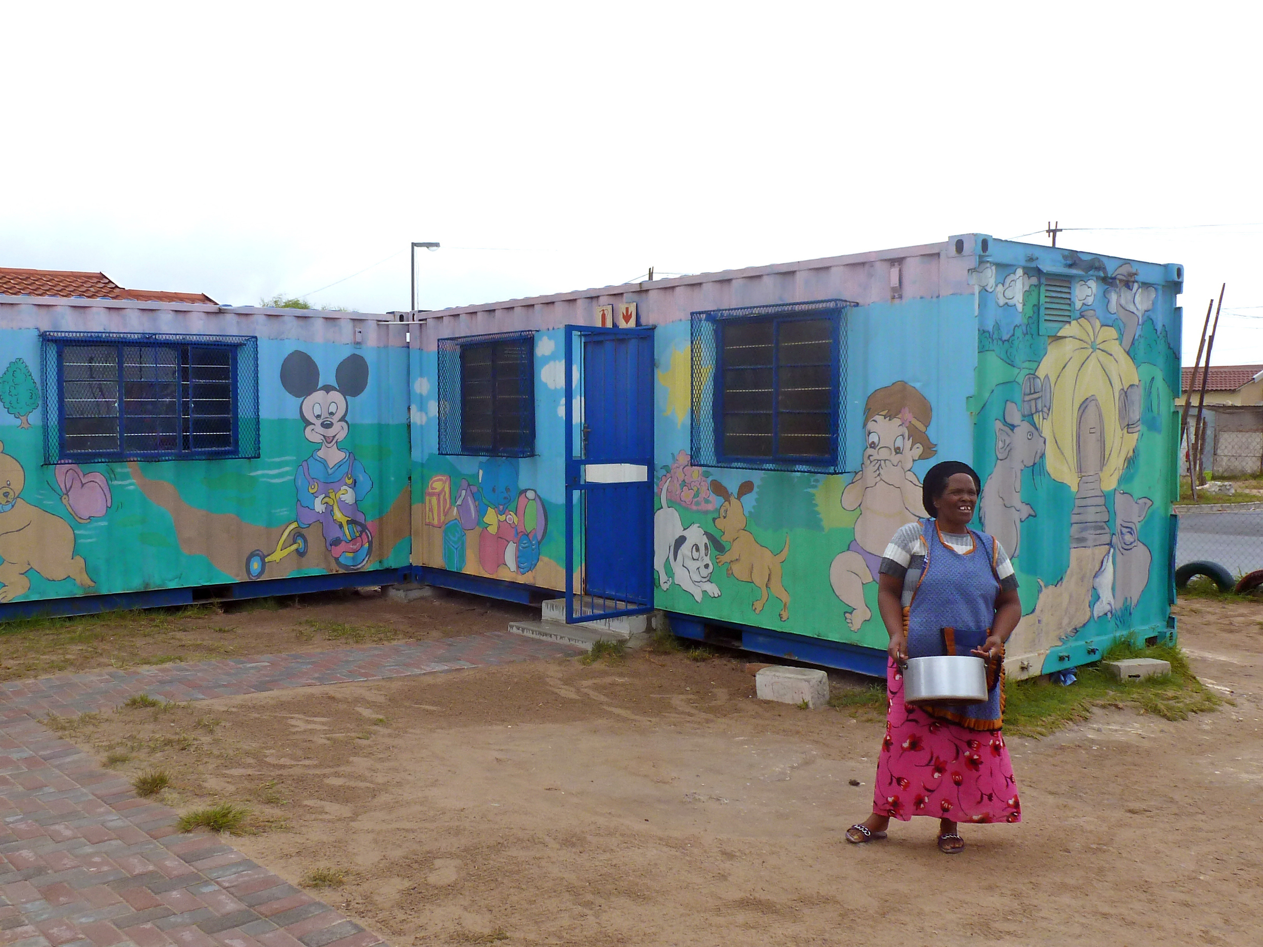 SAEP transforms educare centers into proper preschools