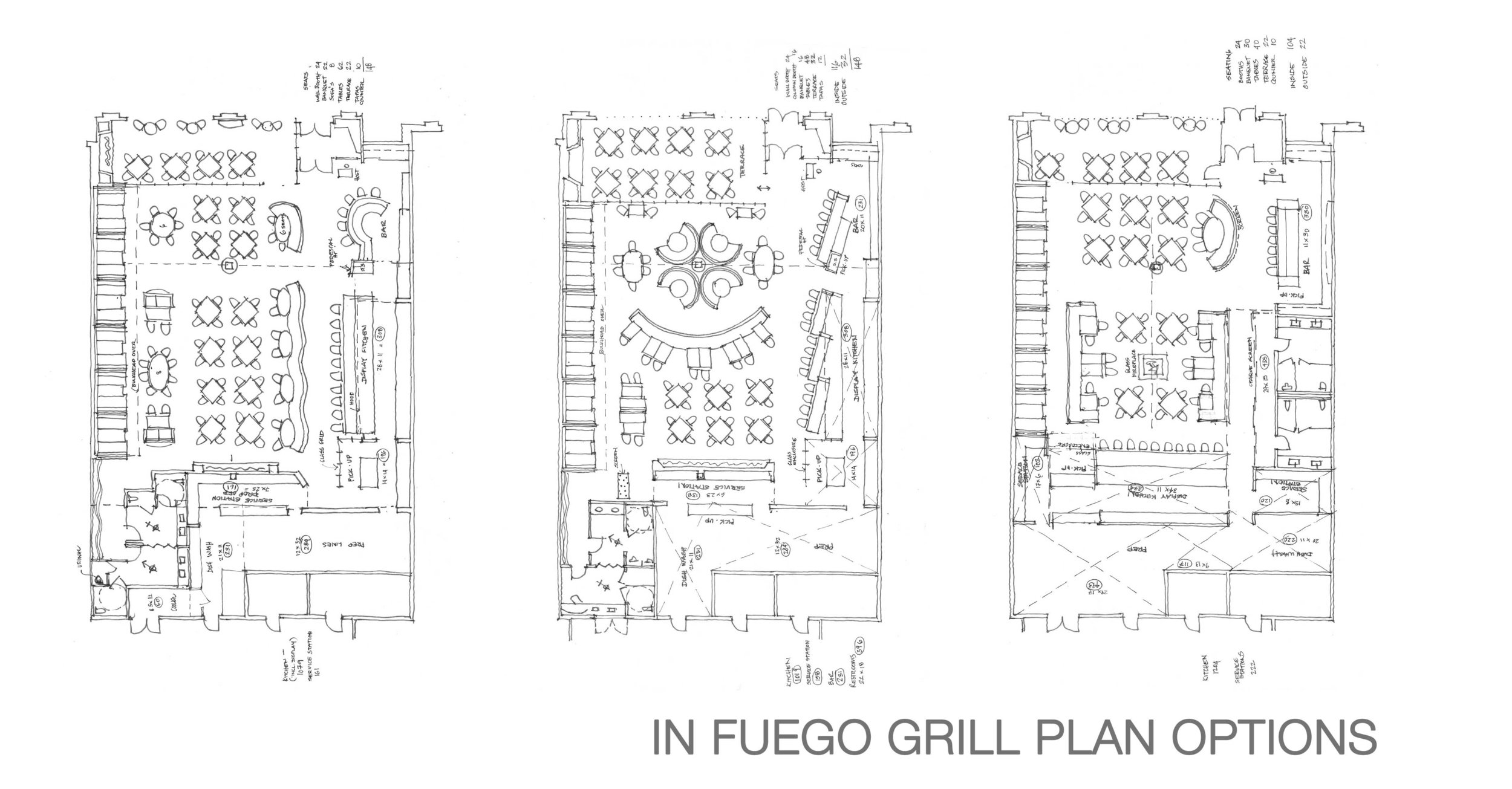 Restaurants Pwh Architect