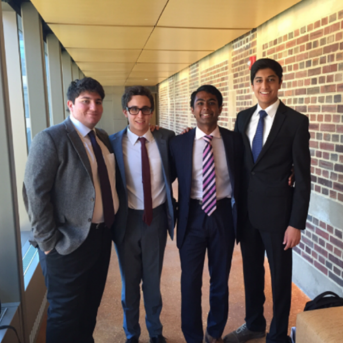 Congratulations to Dimitry Karavaikin, Satya Krishnan, Ananth Balasubramanian and Muftican Atalay on their winning solution!