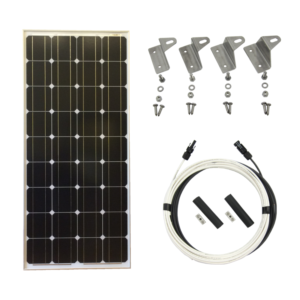 Solar Panels With Mounts