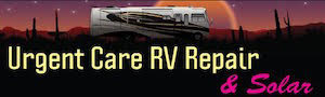Urgent Care RV Repair & Solar    www.UrgentCareRVRepair.com    Scott Harris   Summer: Newport, Oregon Fall: Santa Cruz, California Winter: Tucson, Arizona Phone: (831) 588-3148    scott@urgentcarervrepair.com    Scott Harris has been a certified residential/commercial solar installer, and, since 2014, an RVST certified RV Technician. He is a full time RV'er. He has owned several motorhomes over the years, currently traveling and restoring a vintage Beaver Coach. This is his third year as an AM Solar factory trained dealer/installer. He is passionate about designing systems to allow his customers to achieve their RV travel dreams.  Scott was a senior electronics technician at the University of California, where he designed and built electronic research equipment that has been to the North Pole, the South Pole, the bottom of oceans and up in space. He also ran the Apple Computer repair shop on campus, and retains his Apple certification. He is well known for his fine attention to detail and strong customer service ethic. He is spending Summer, 2018 on the Oregon Central Coast, and Winter 2018-2019 in Tucson, Arizona. He is booking ahead for solar installation projects along the way.  See his website for a more detailed itinerary.  In his spare time he has volunteered with Power to the People, traveling to remote Nicaraguan villages to install solar in schools and medical facilities. He is a professionally trained musician, playing his trombone, sax, and flute and has traveled the world playing Jazz and Classical music. He and his wife Bonnie travel full time with their two African Grey Parrots and two dogs. Together they enjoy sourcing the best local foods and beverages.