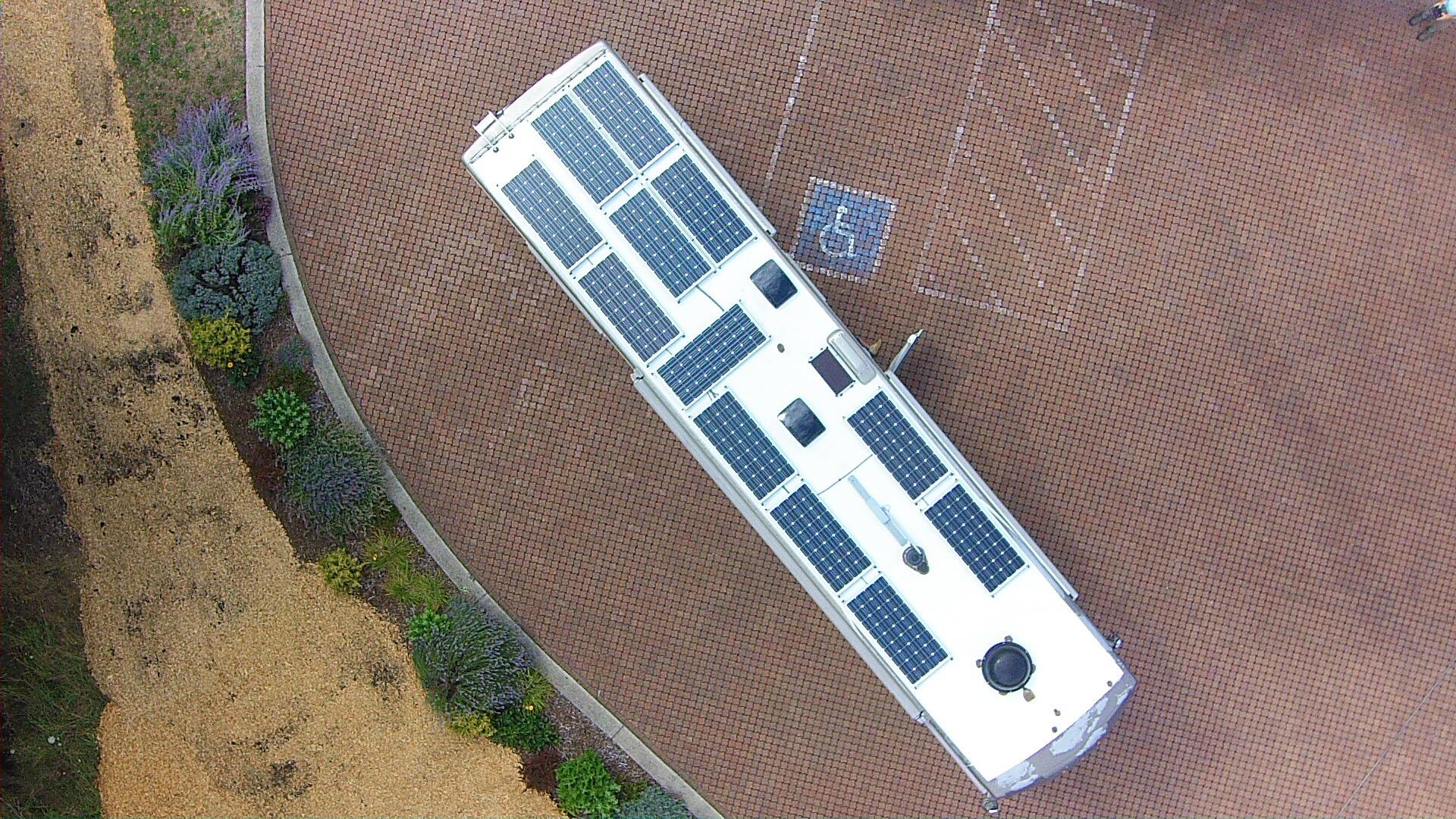 1920W of solar