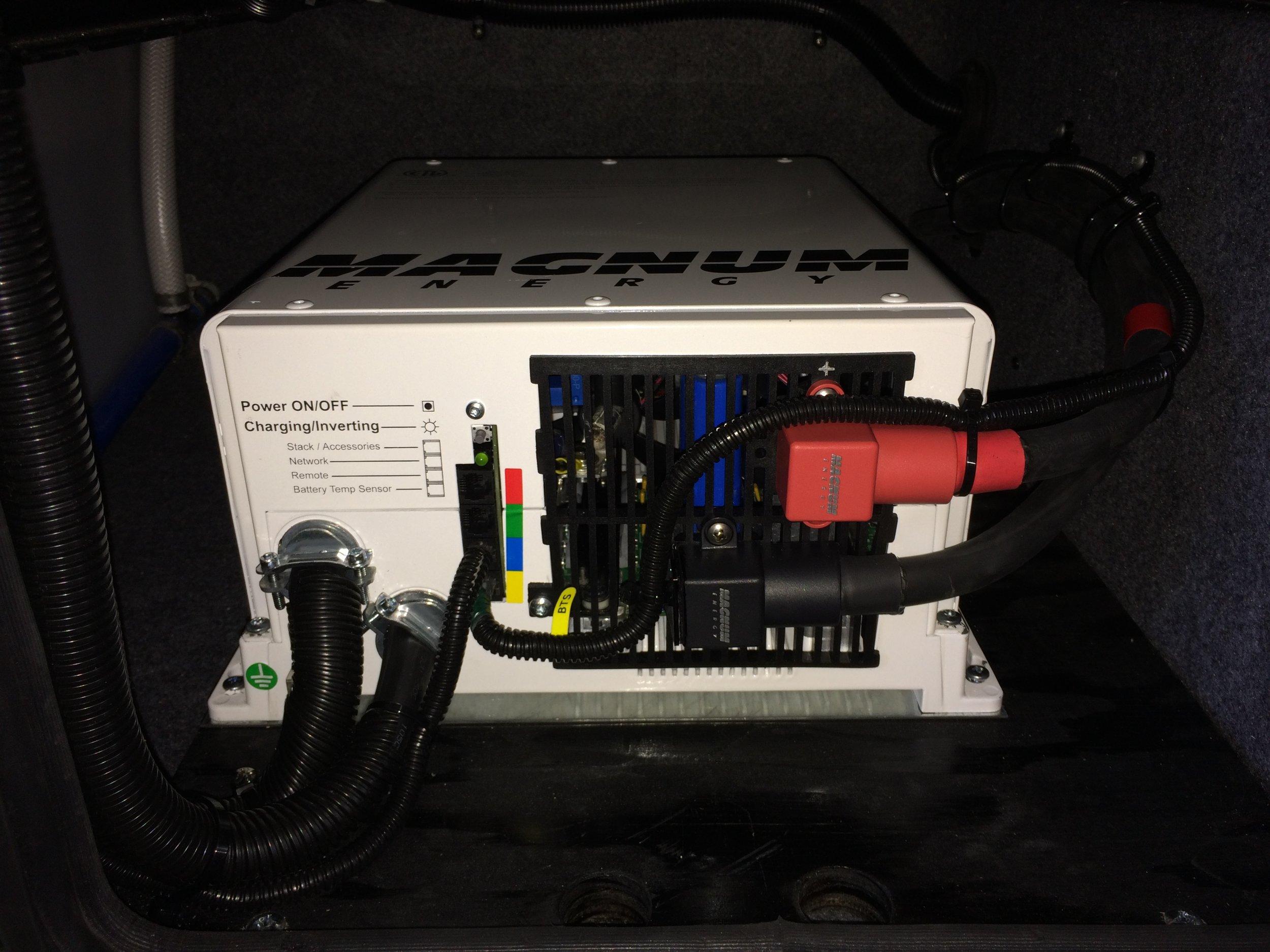 Magnum MS2000 Inverter