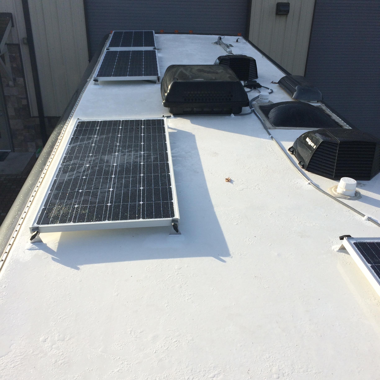 160W Solar Panels