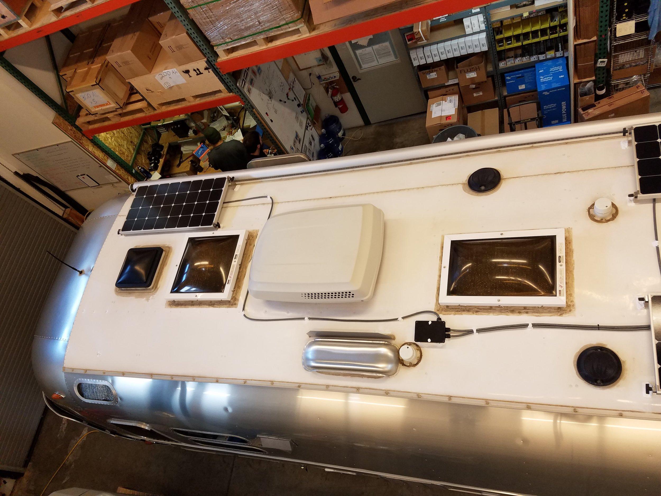 300W Solar Charging System
