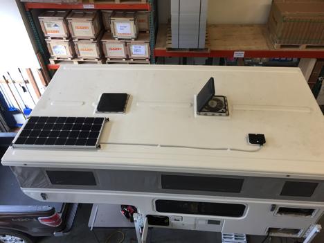 100W Solar Panel