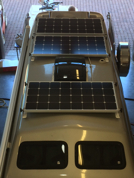 300W Solar Array