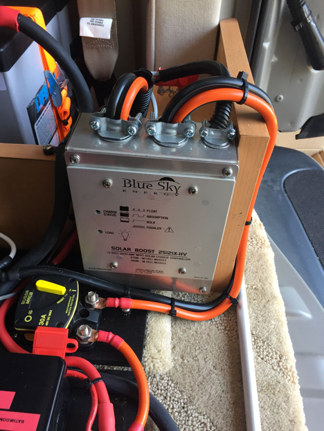Blue Sky Solar Charge Controller