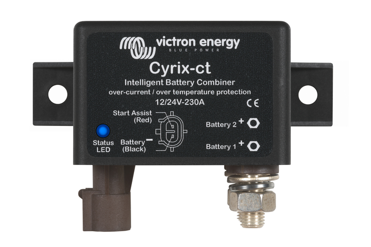 Victron Cyrix Battery Combiner