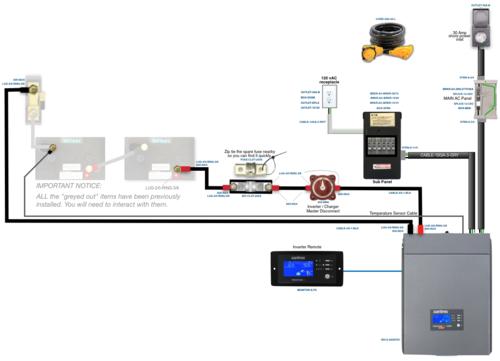 Xantrex Battery Monitor Wiring Diagram. Morningstar Battery Monitor on