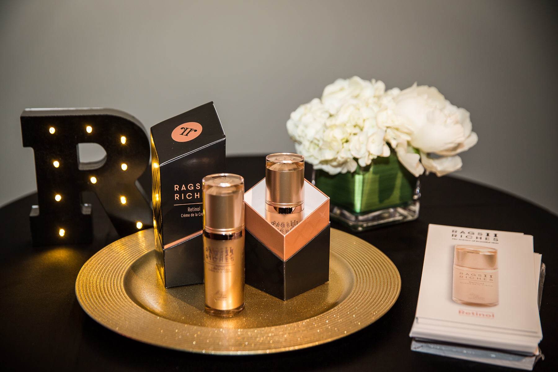 RAGS II Riches luxury skin care