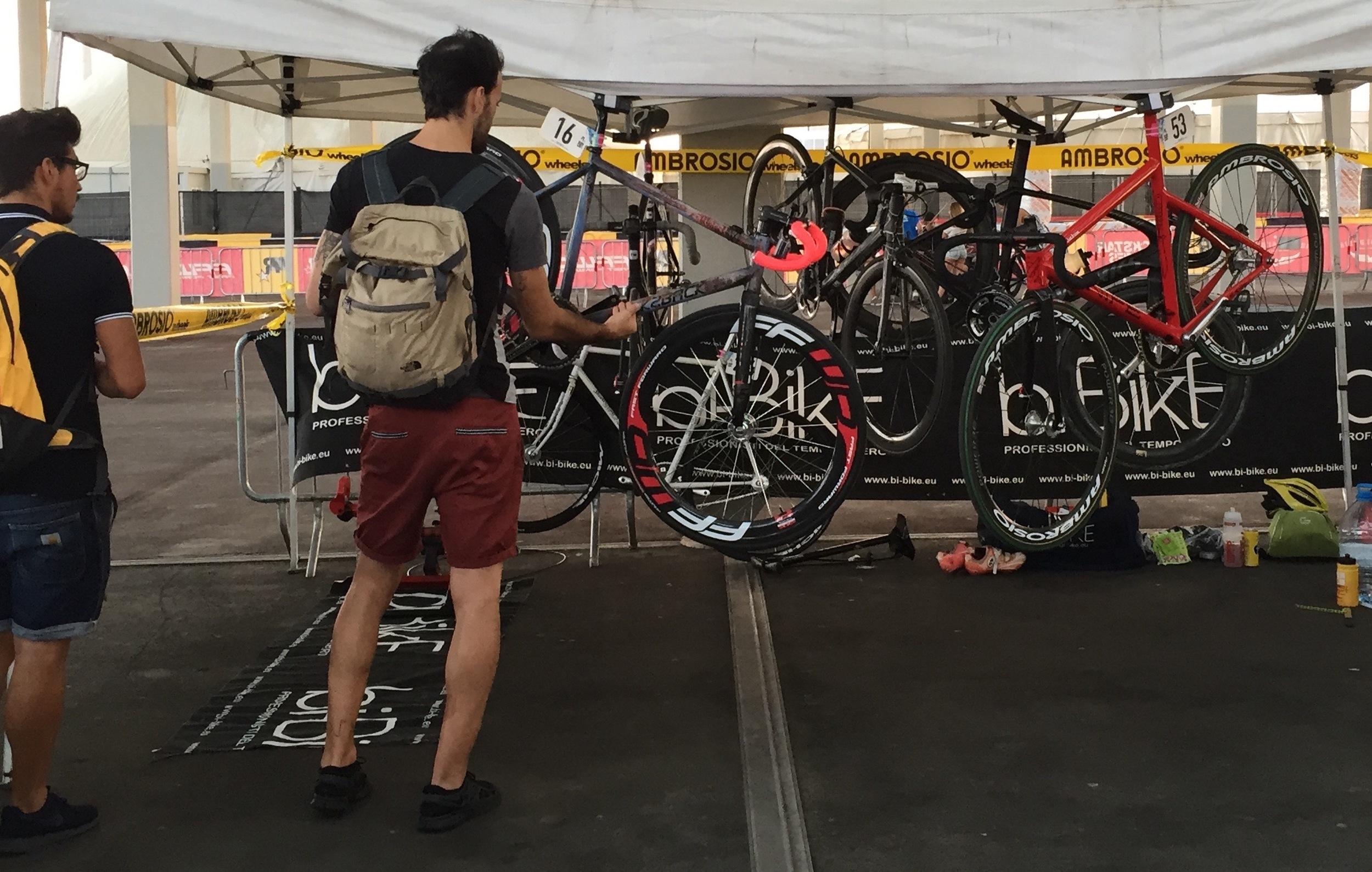Back2Back Team Bike