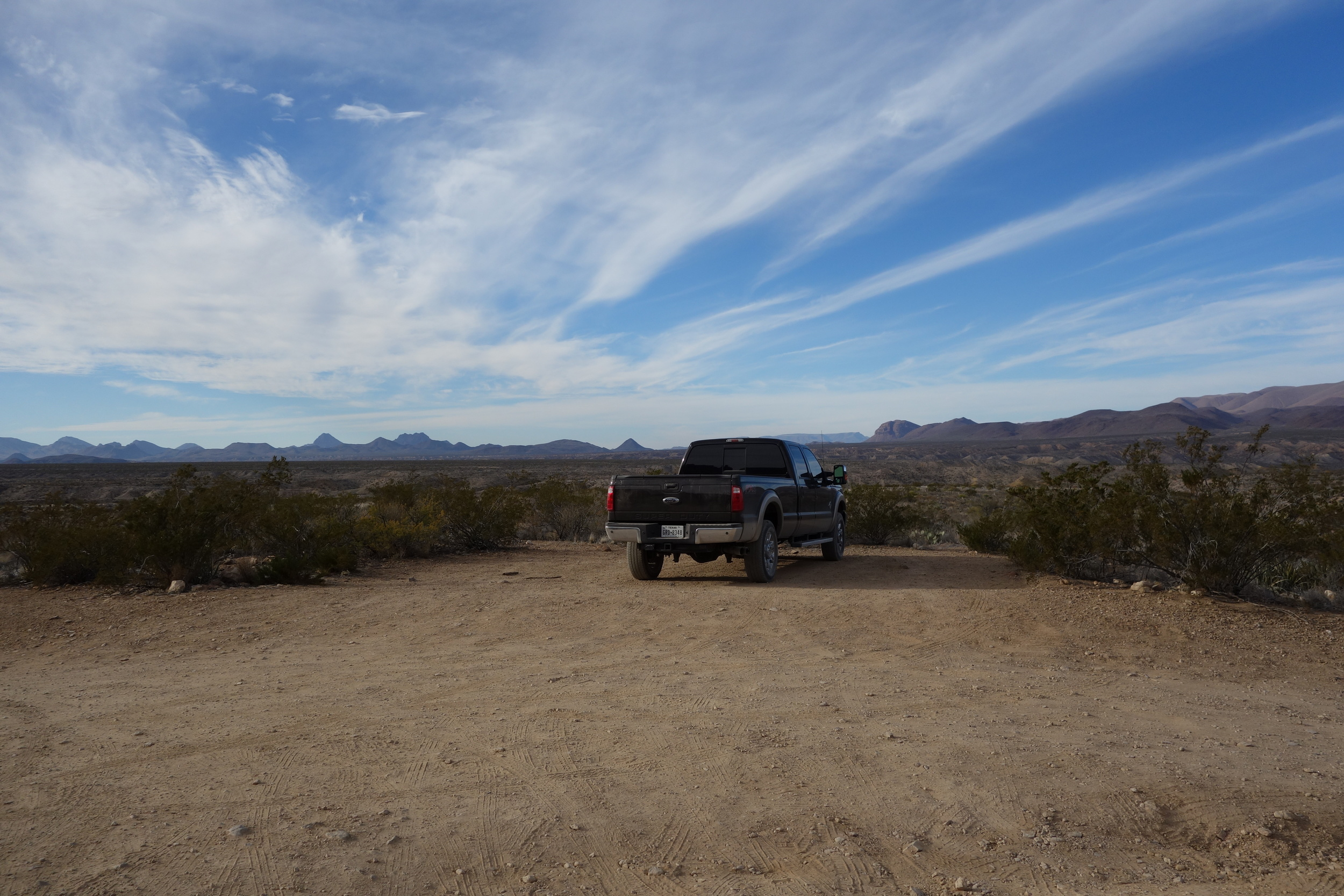 you know it. big bend is as cool as it gets.