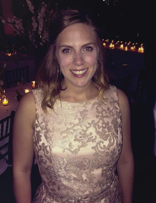 Amy Randel: Public Relations Specialist