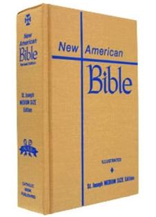 New American Bible $14.50
