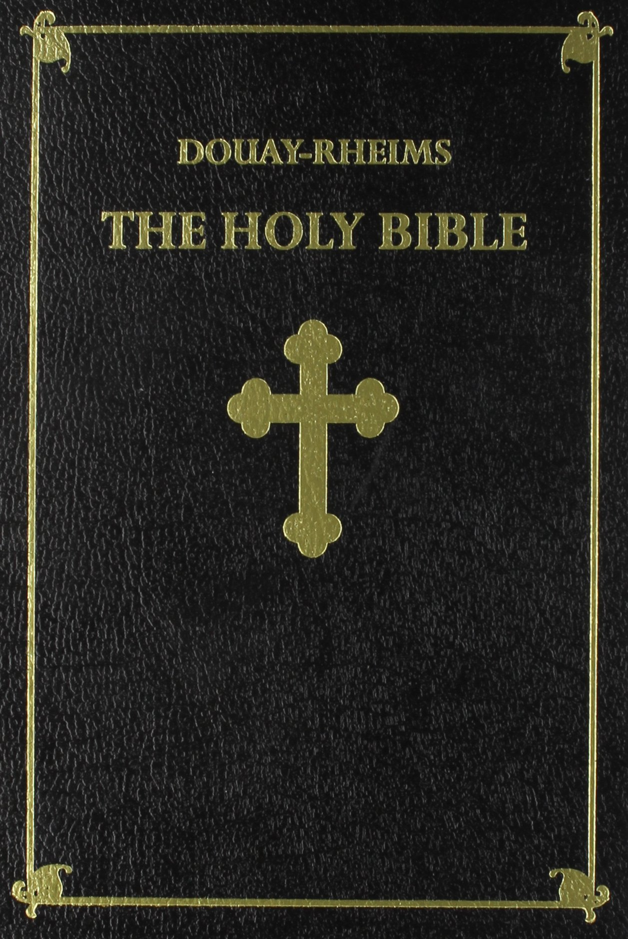 Douay-Rheims Bible $39.95