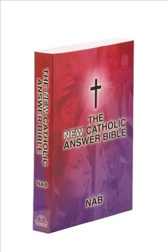 New Catholic Answer Bible $39.95
