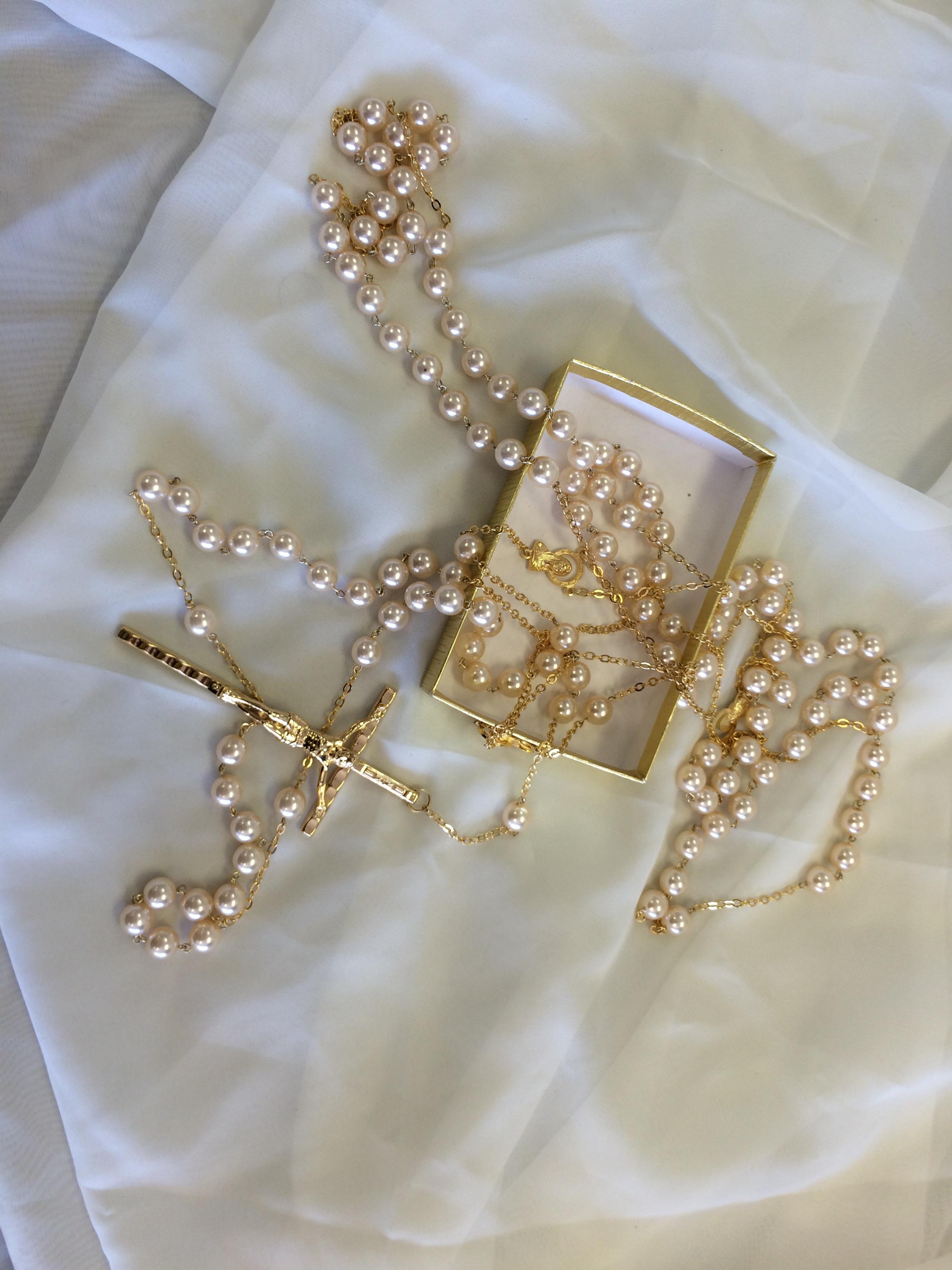 LASSO Rosary $49.99