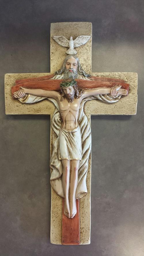 Holy Trinity Cross $68.95