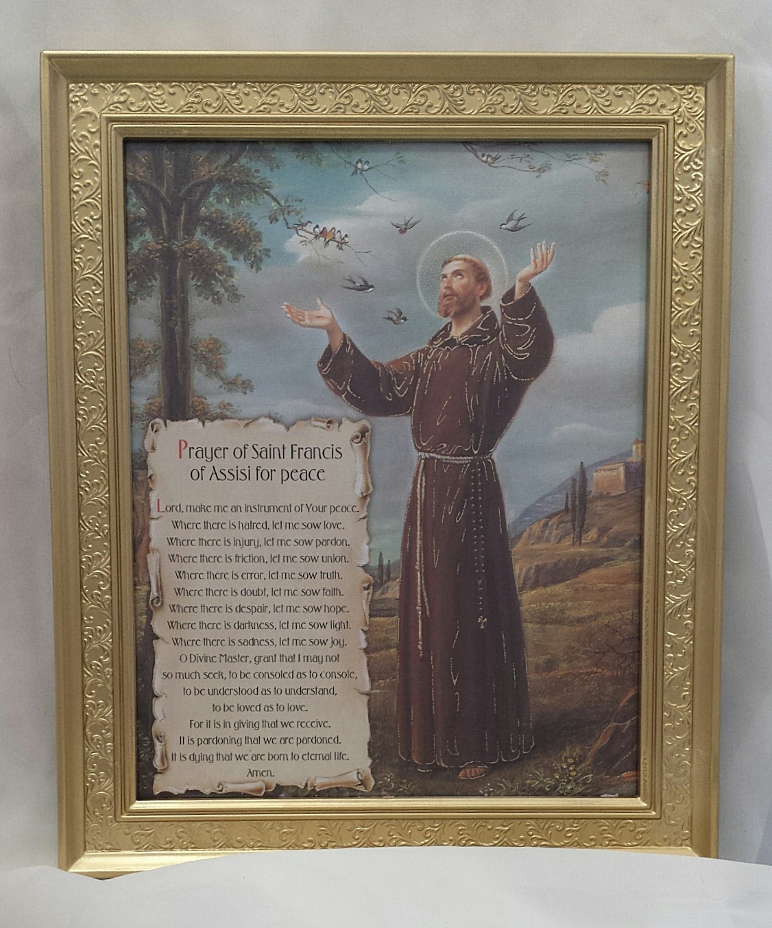 St. Francis $24.95