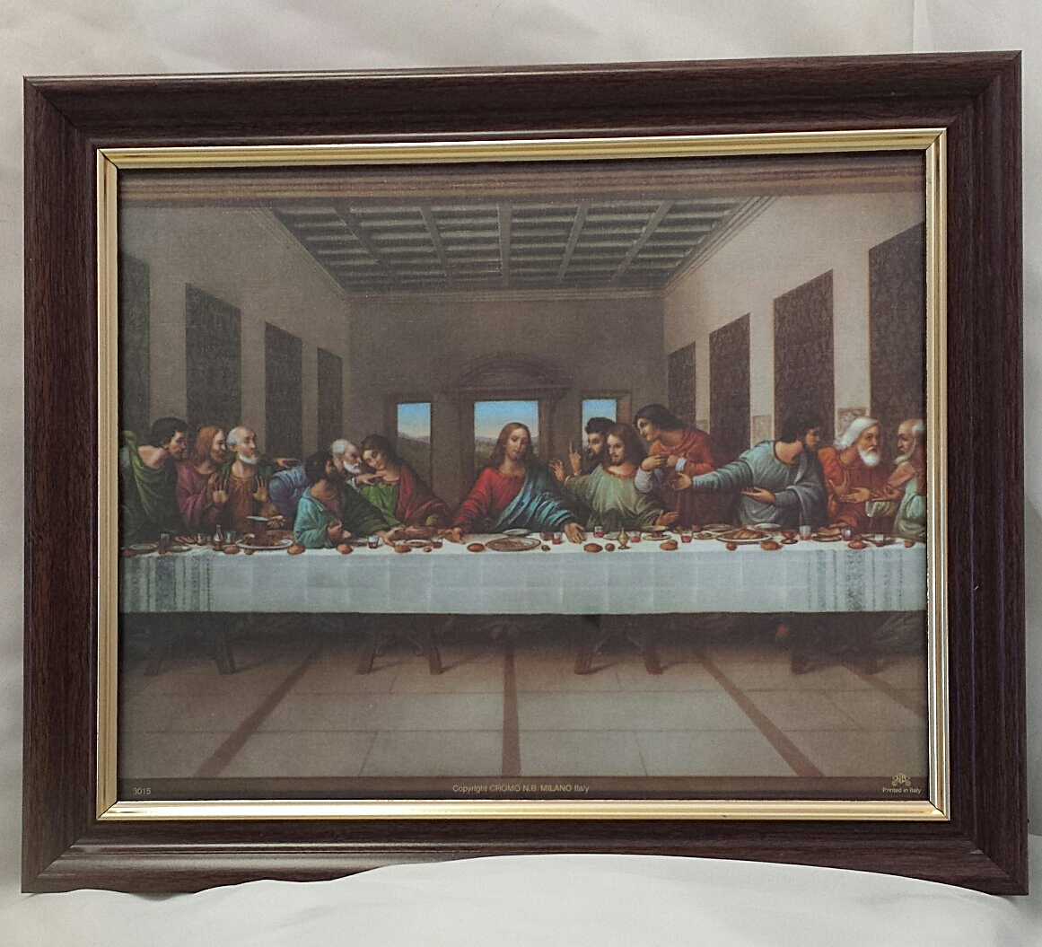 Last Supper $24.99