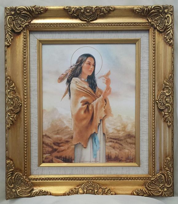 St. Kateri Tekakwitha $44.95