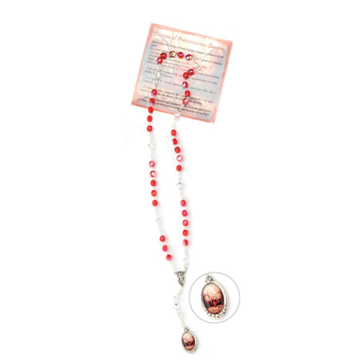 Precious Blood Chaplet