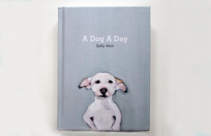 A Dog A Day book