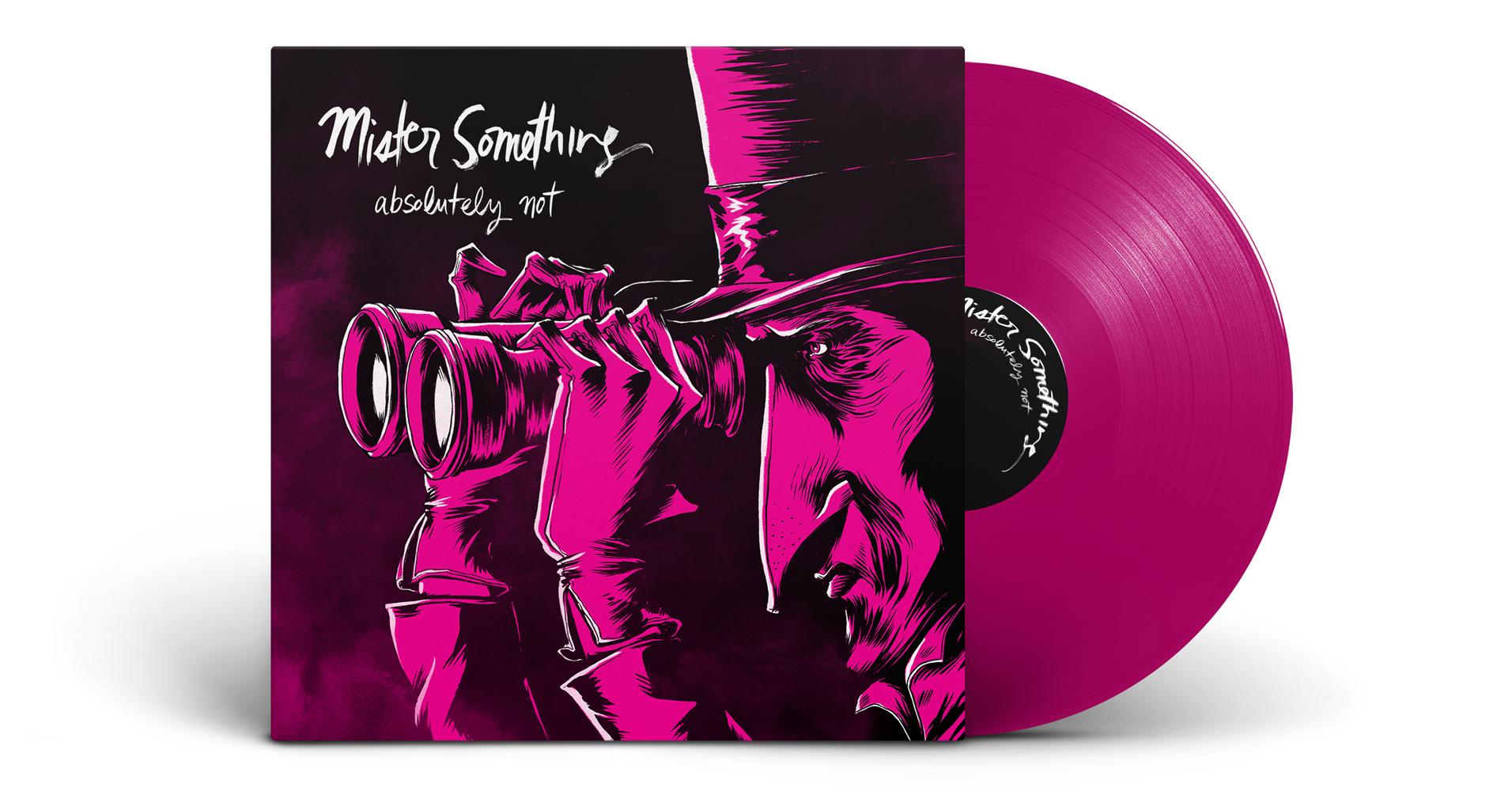 Mister Something Vinyl
