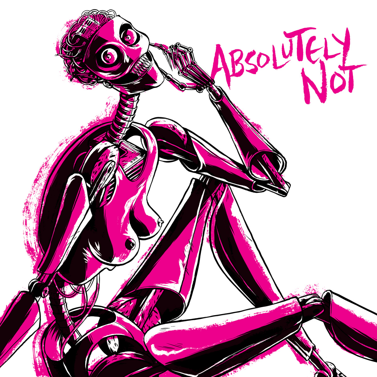 Bionic Album Art
