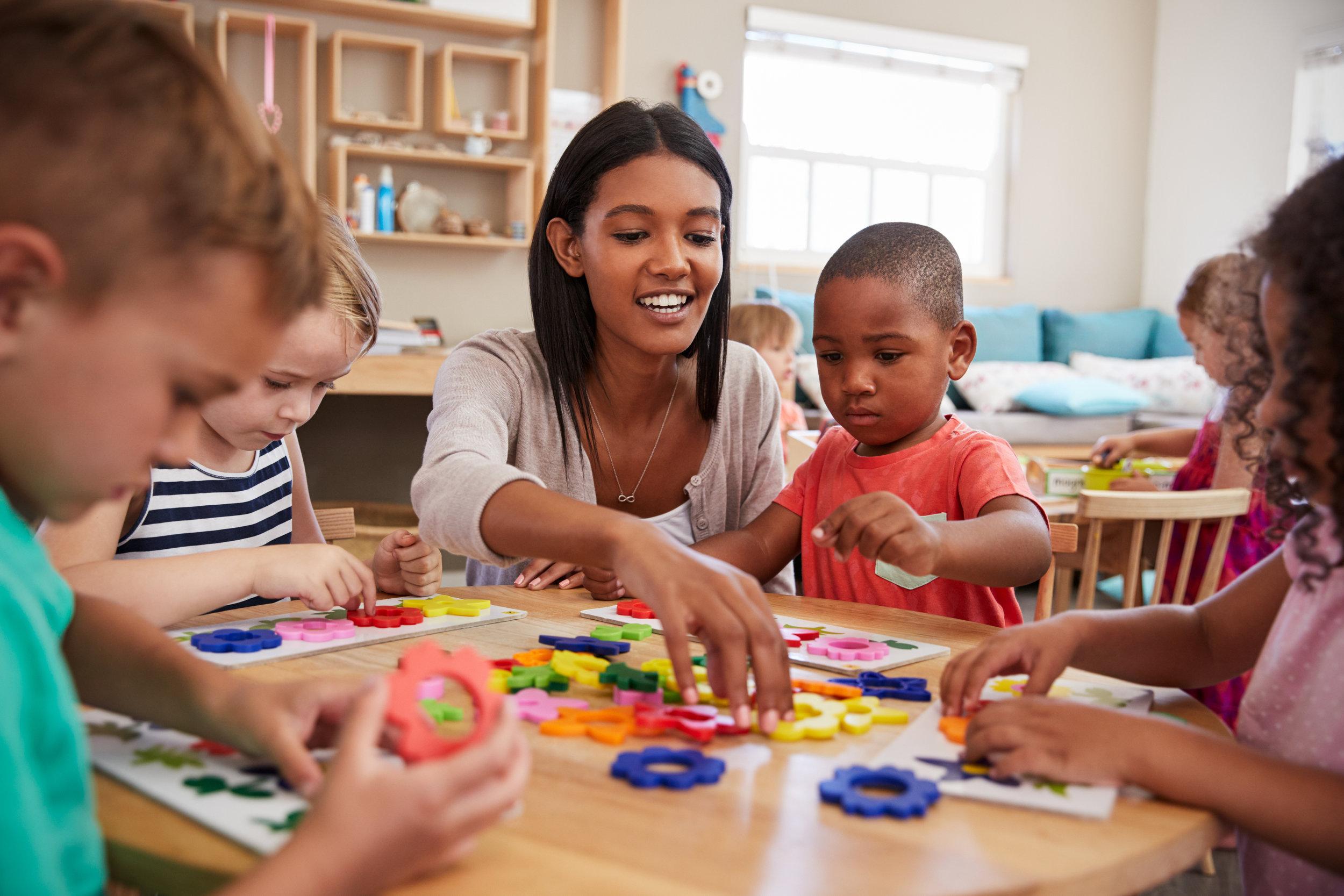 Educating Children - Desired Results Developmental ProfileRefrain from Religious Instruction