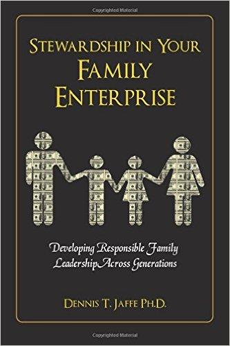 Stewardship in Your Family Enterprise