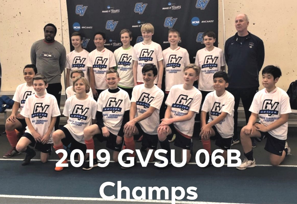 06 boys u15 - GVSU Tournament Champs