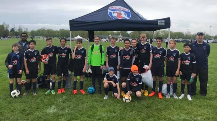 Congratulations PASS FC 06B NLC! - USYS - Great Lakes Conference - First White Division Champs (6-1-0)State Cup Semi-Finalist - U13 divisionThe 2006 boys were accepted into the USYSA National League Conference(NLC) after the fall 2018 Michigan State Premier League (MSPSP) season record earned them the opportunity. The Great Lakes Conference League has teams from Michigan, Ohio, Pennsylvania, and Kentucky. The team finished with a 6-1-0 record. They will be moved into a higher division for the 2019/20 playing year and are currently ranked #10 in the state. Great job team and coaches!