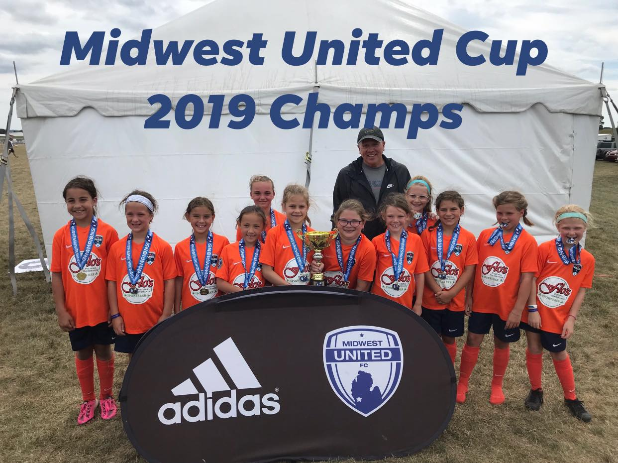 U10 Girls Academy are Gold Division Champs!