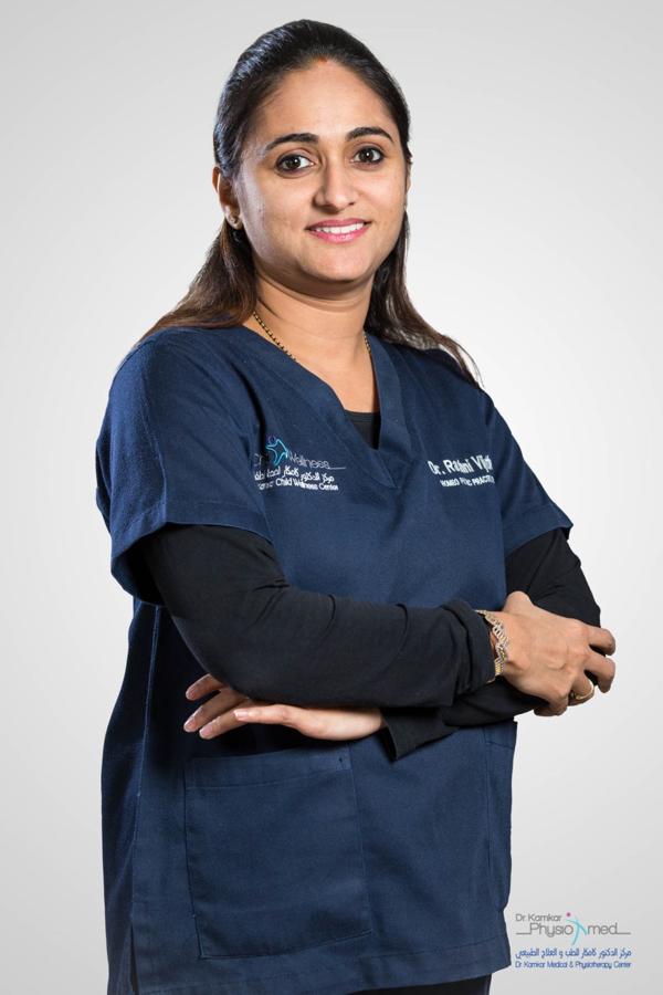 Dr. Rashni Vijeth - Homeopathic Practitioner