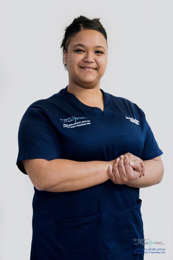 Ms. Kim Roberts - Physiotherapist