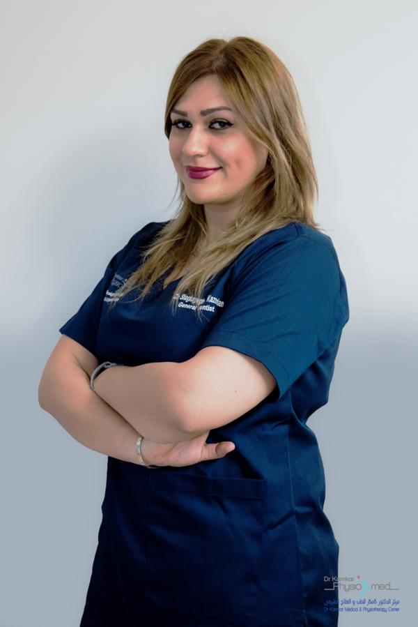 Dr. Shaghayegh Kazemian - General Dentist