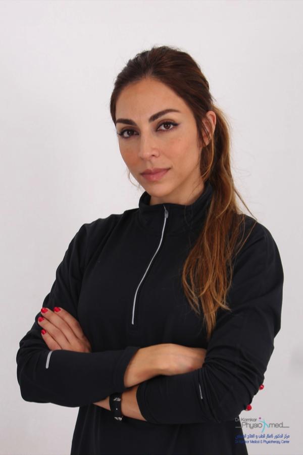 Ms. Shadi Azadtavana - Physical Trainer & Coach